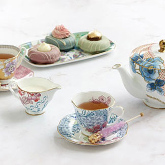 The Ultimate Tea Experience Part 1: Butterfly Bloom