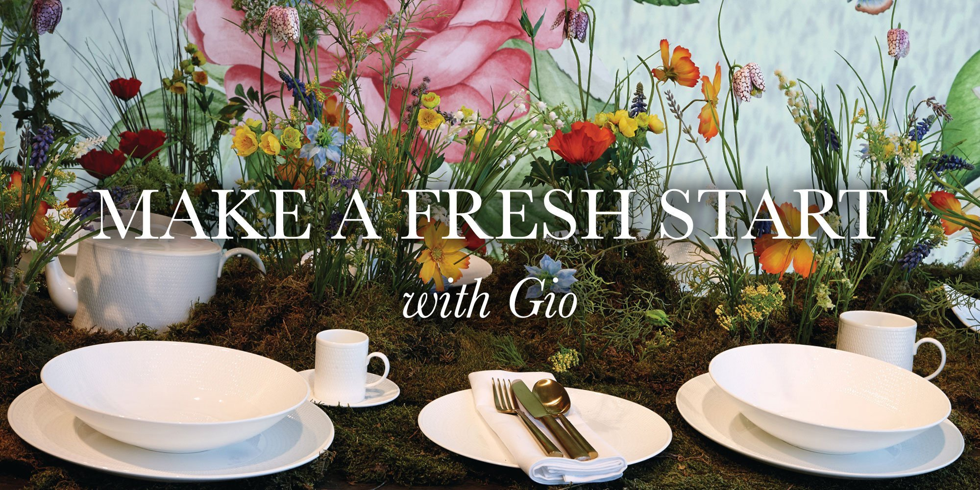Wedgwood Gio Tableware