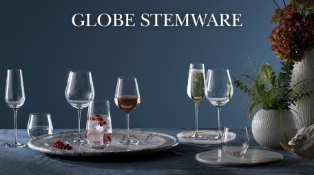 globe stemware bottom right