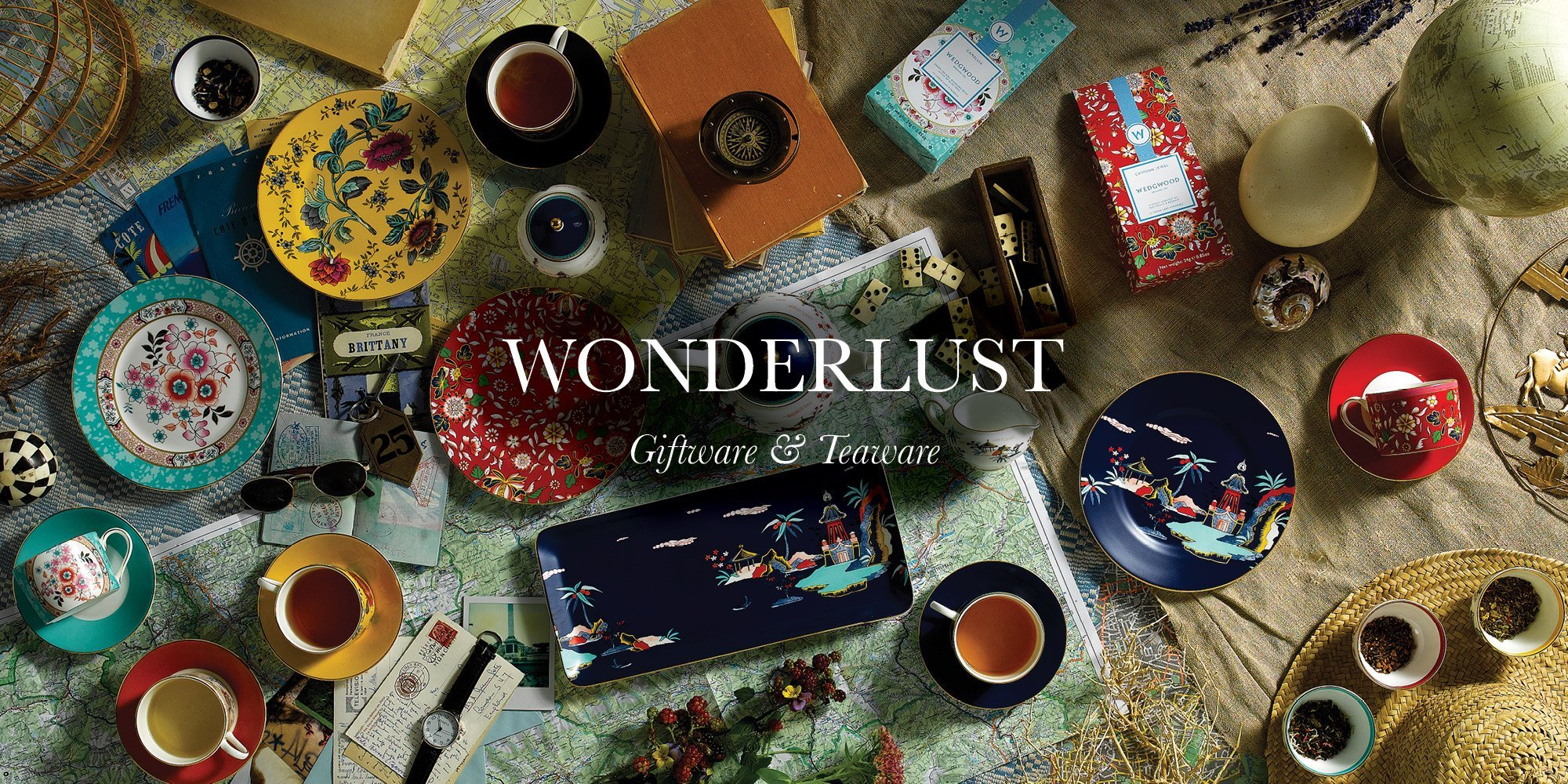 wonderlust teaware & giftware top