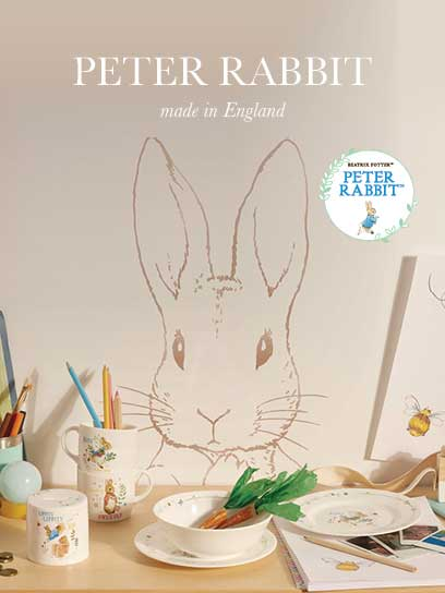 Peter Rabbit mobile main banner