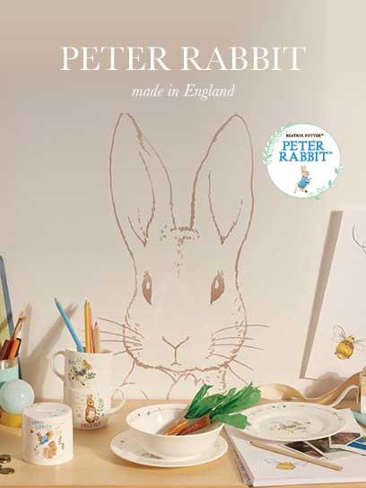 Peter Rabbit mobile main banner