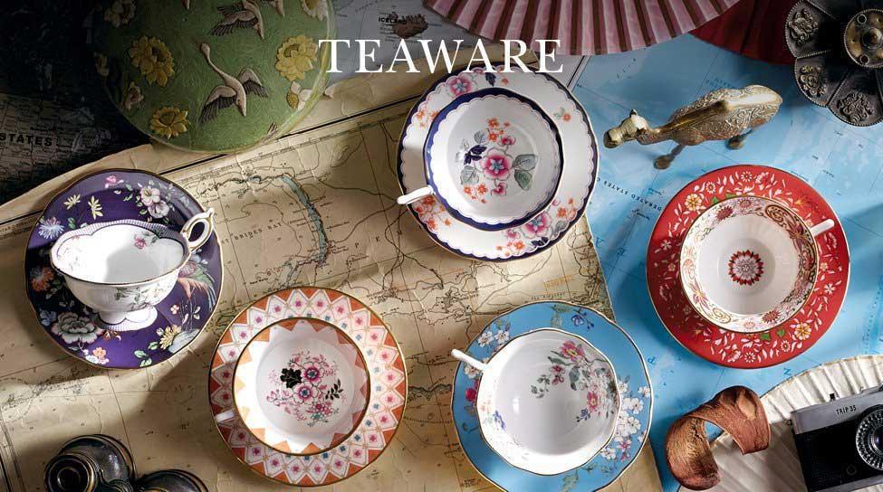 Wedgwood Teaware