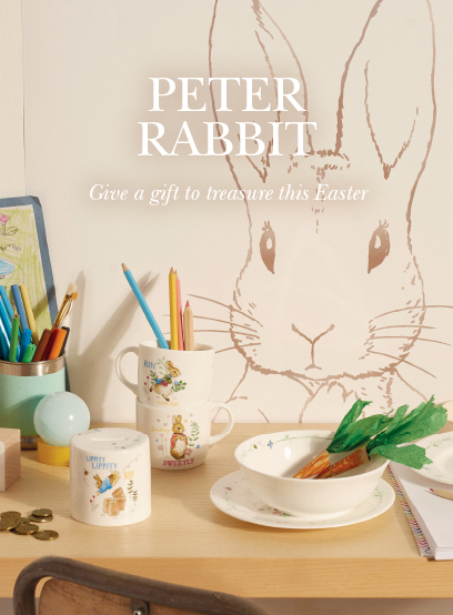 Peter Rabbit Easter 25th March Mobile