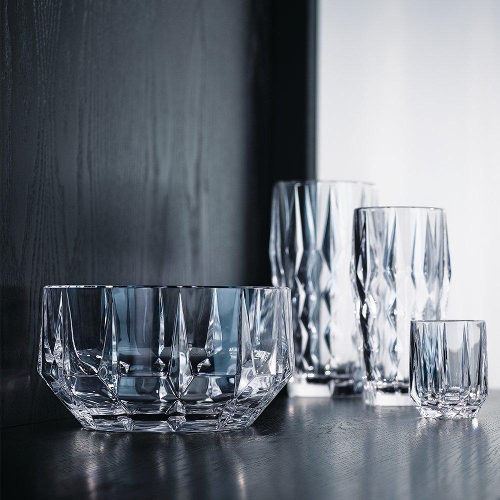 Vera Wang Peplum Crystal