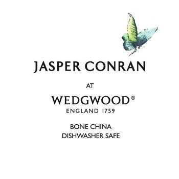 Jasper Conran Chinoiserie White Bowl 14cm