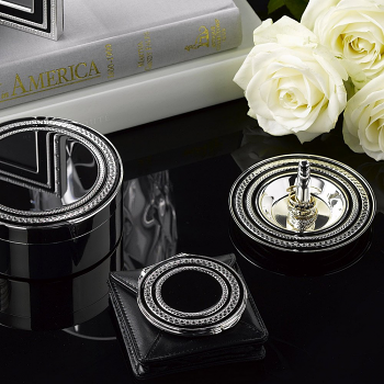 Vera Wang With Love Noir Compact Mirror