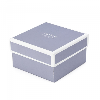Vera Wang Grosgrain Silver Giftware Cake & Trowel Set