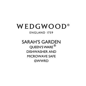 Sarah's Garden Mug Green