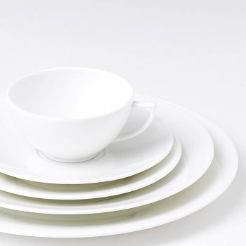Jasper Conran White Plate 27cm