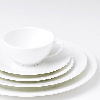 Jasper Conran White 16 Piece Set