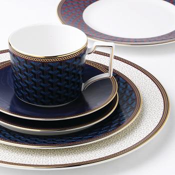 Byzance Set of 4 Plates 15cm