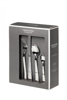 Vera Wang Bande 16 Piece Cutlery Set