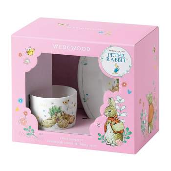 Peter Rabbit Pink 2 Piece Set