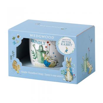 Peter Rabbit Blue Mug