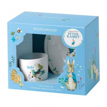 Peter Rabbit Blue 2 Piece Set