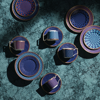 Byzance Set of 4 Plates 15cm