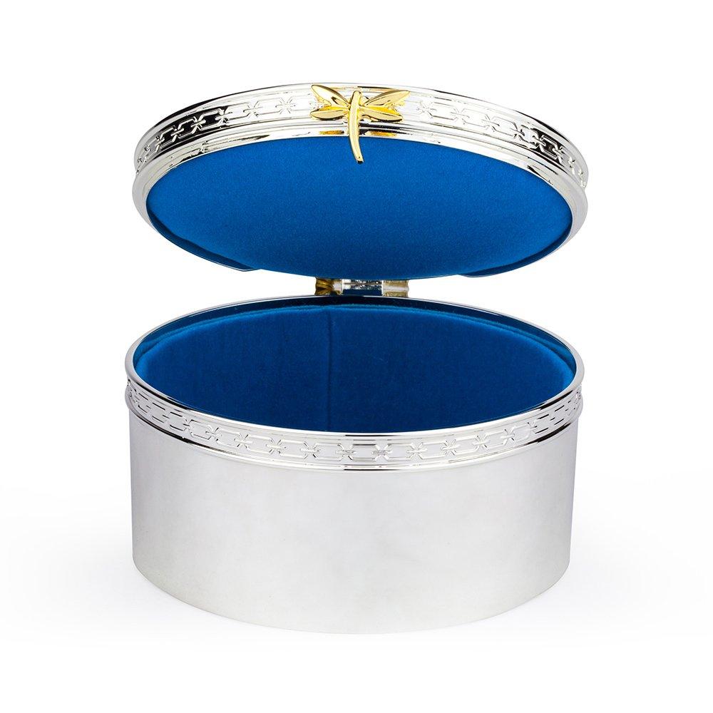 Vera Wang Baby Gifts Australia : Vera wang wedgwood with love treasures blue dragonfly gift