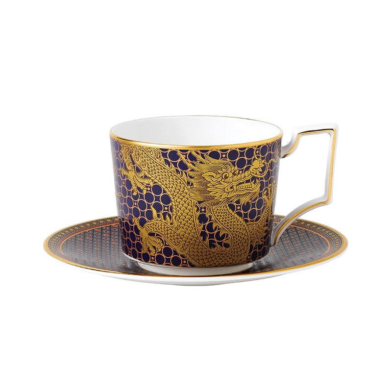 Wedgwood Baby Gifts Australia : Wedgwood imperial blue teacup saucer australia