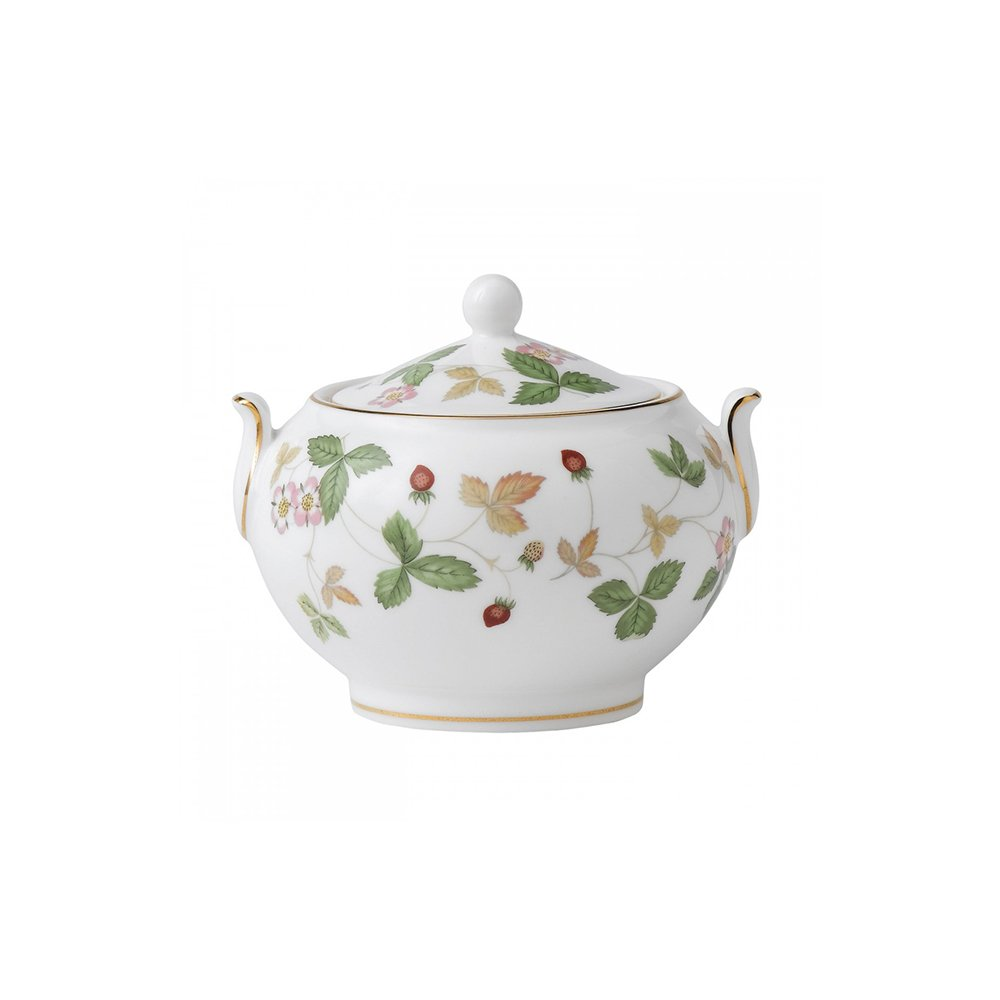 Wedgwood Baby Gifts Australia : Wedgwood wild strawberry covered sugar australia