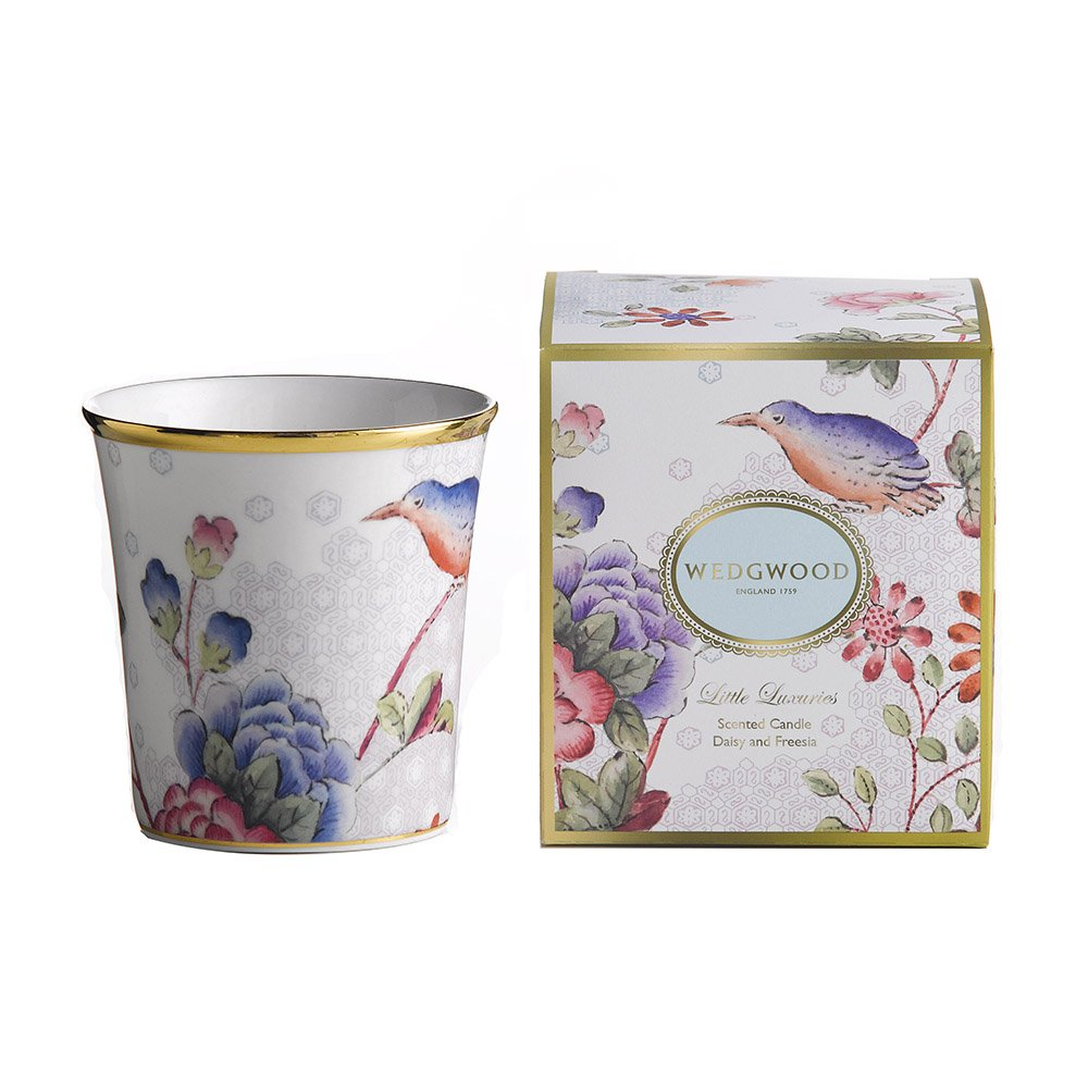 Wedgwood Baby Gifts Australia : Wedgwood little luxuries cuckoo candle rose jasmine