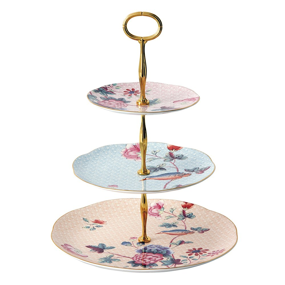Cuckoo 3 Tiered Cake Stand