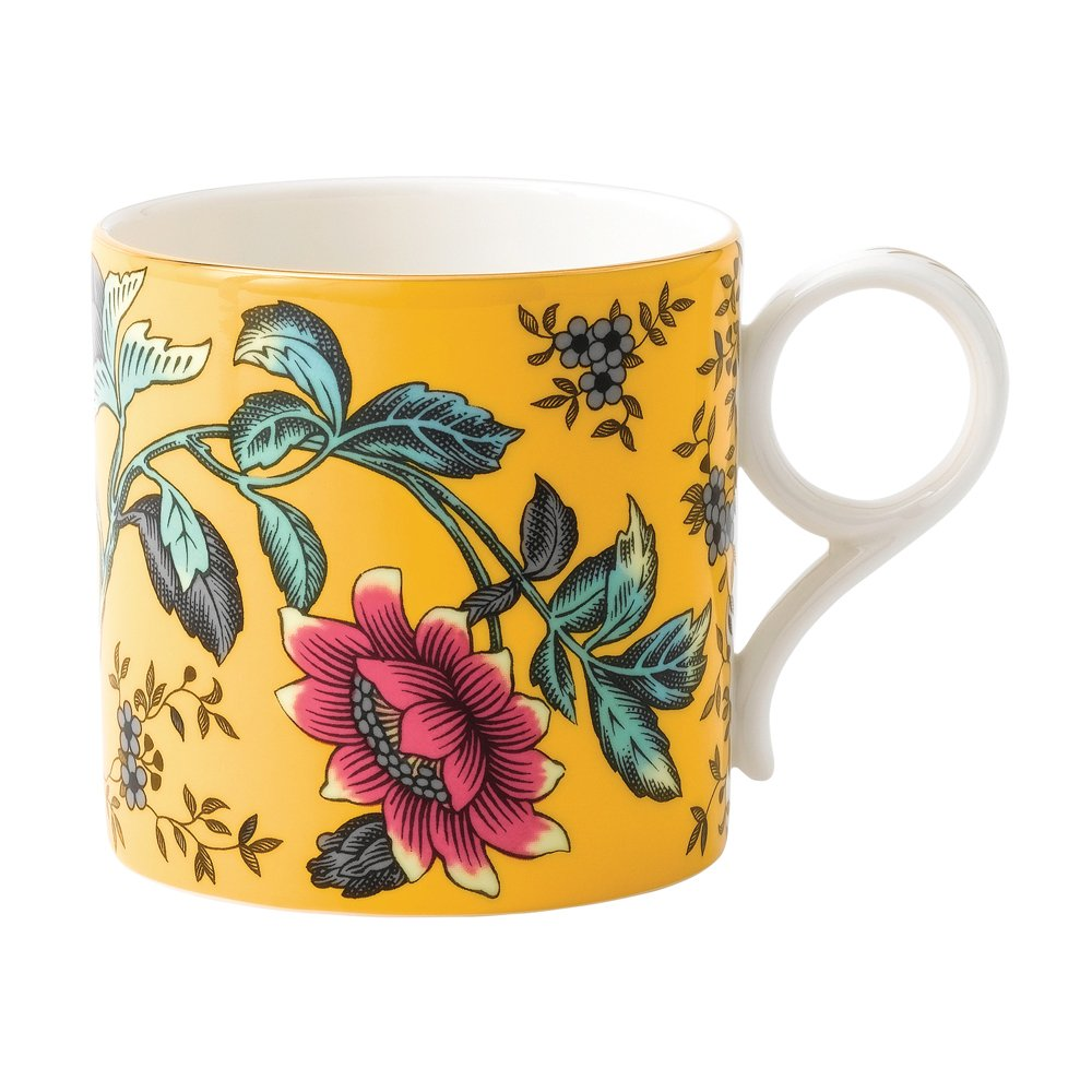 Wedgwood Baby Gifts Australia : Wedgwood wonderlust yellow tonquin mug large ml