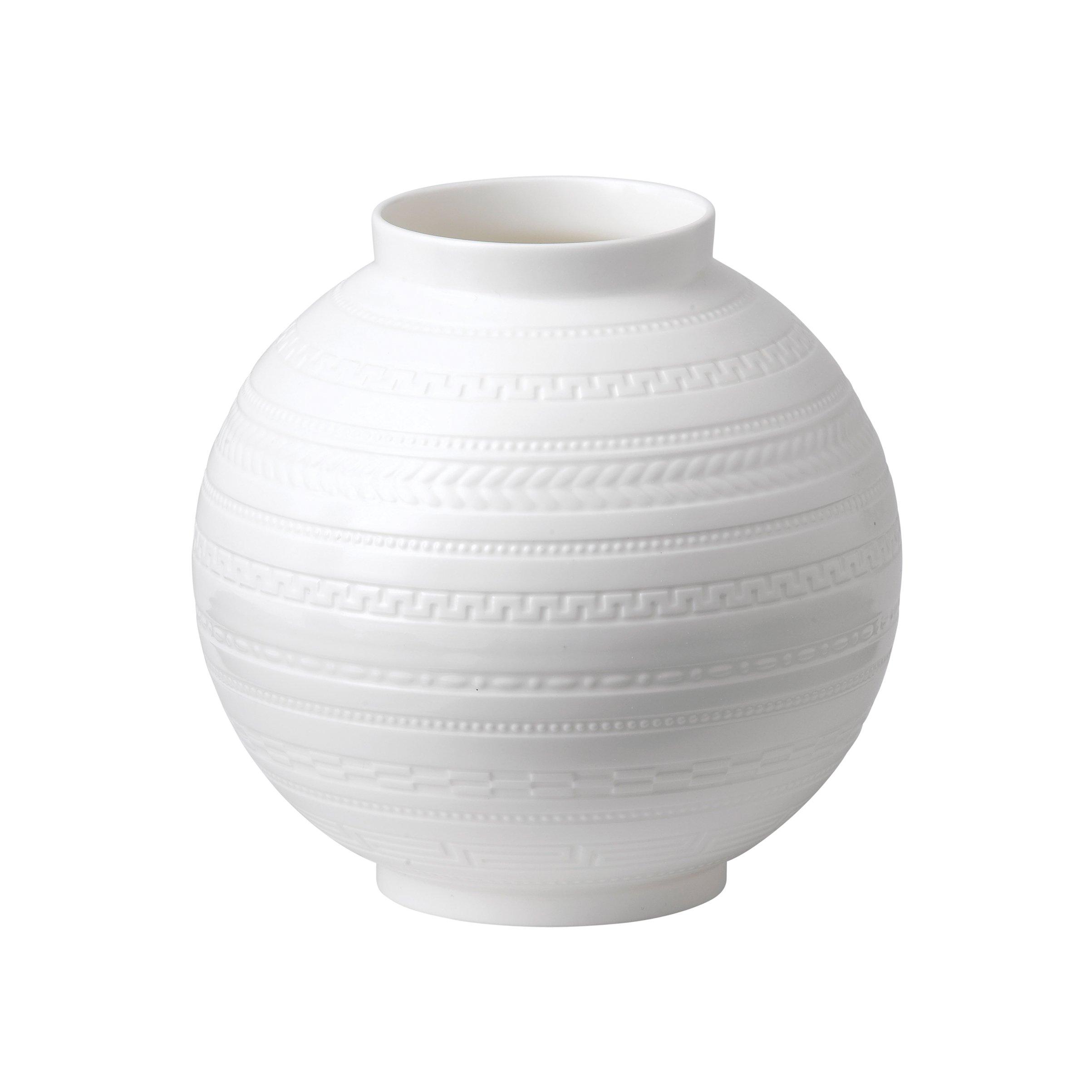 wedgwood intaglio giftware white vase cm  wedgwood® australia - wedgwood intaglio giftware white vase cm