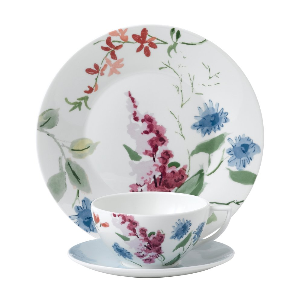 Wedgwood Baby Gifts Australia : Jasper conran at wedgwood floral cornflower piece set