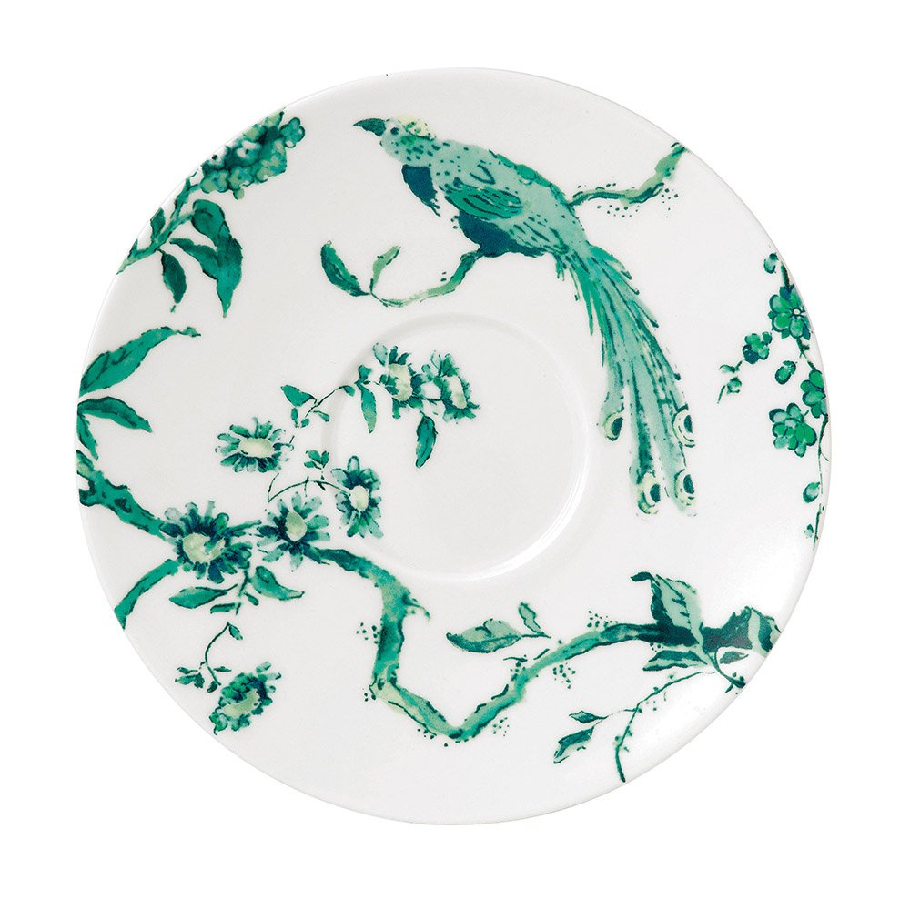 Jasper conran at wedgwood chinoiserie white tea saucer for Jasper conran shop