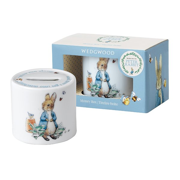 Beatrix Potter Baby Gifts Australia : Wedgwood peter rabbit boy moneybox wedgwood? australia