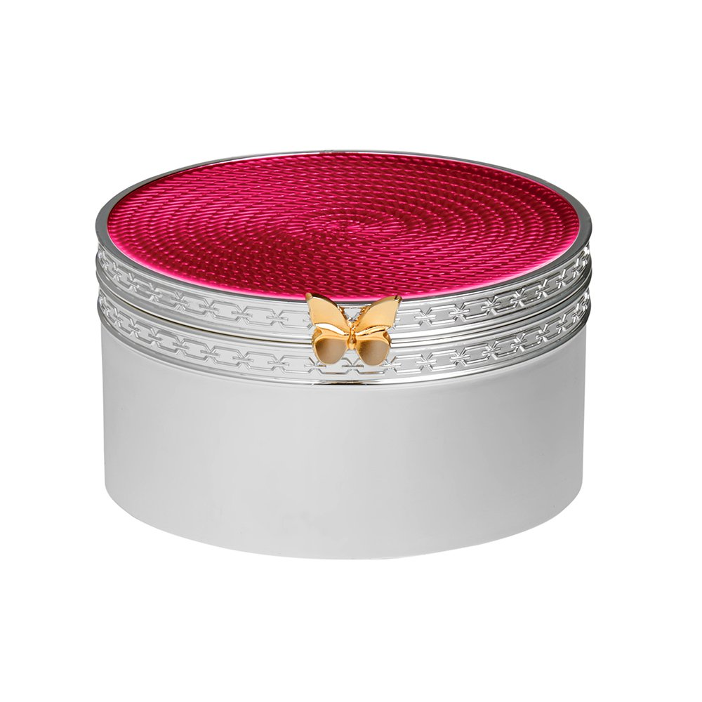 Wedgwood Baby Gifts Australia : Vera wang wedgwood with love treasures pink butterfly gift