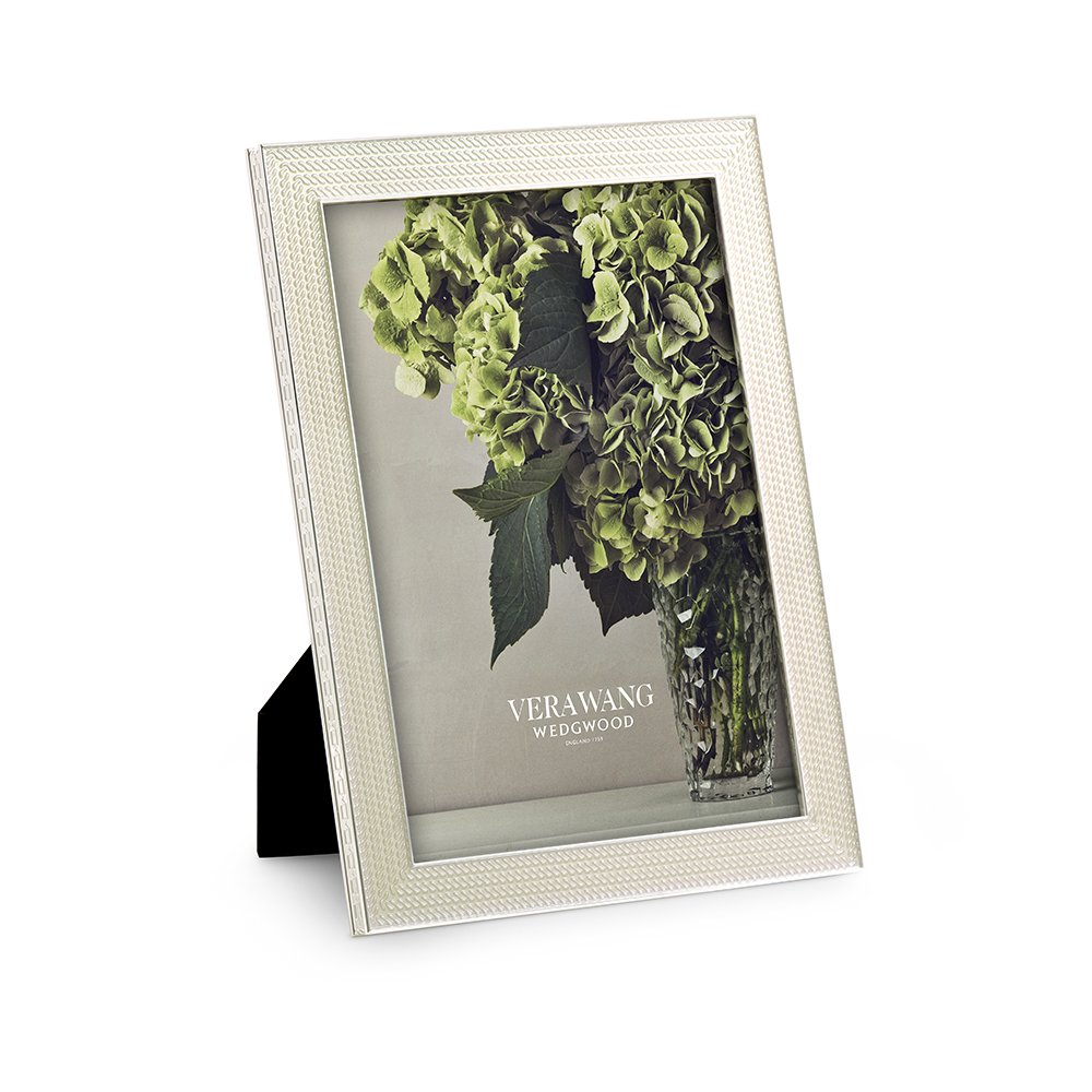 Vera Wang Baby Gifts Australia : Vera wang wedgwood with love nouveau pearl frame quot x