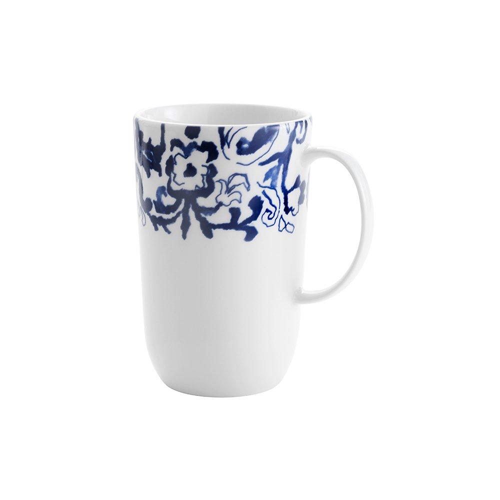 Vera Wang Baby Gifts Australia : Vera wang wedgwood simplicity indigo chevron mug