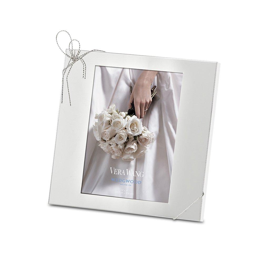 Vera Wang Baby Gifts Australia : Vera wang wedgwood love knots silver giftware frame quot x