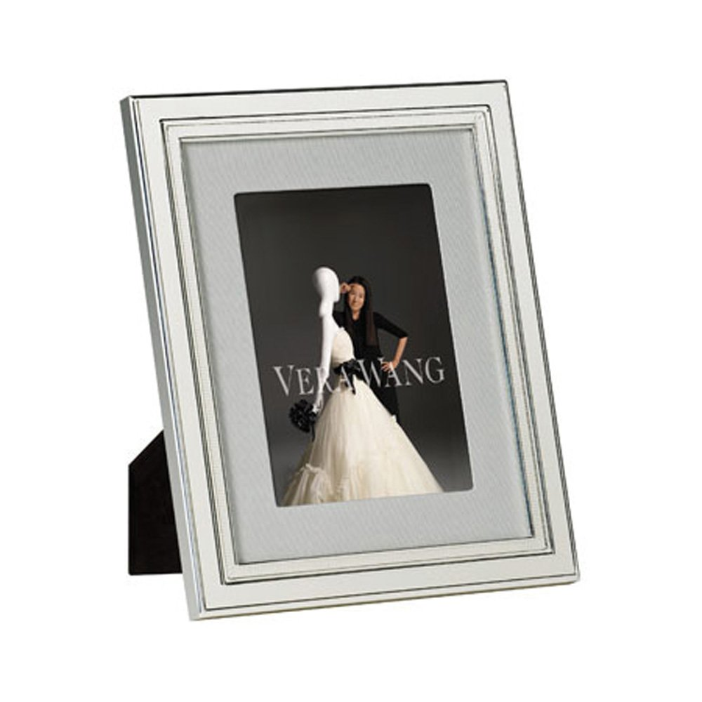 "Vera Wang Chime Silver Giftware Frame 5""x7"" (12.5x18cm)"