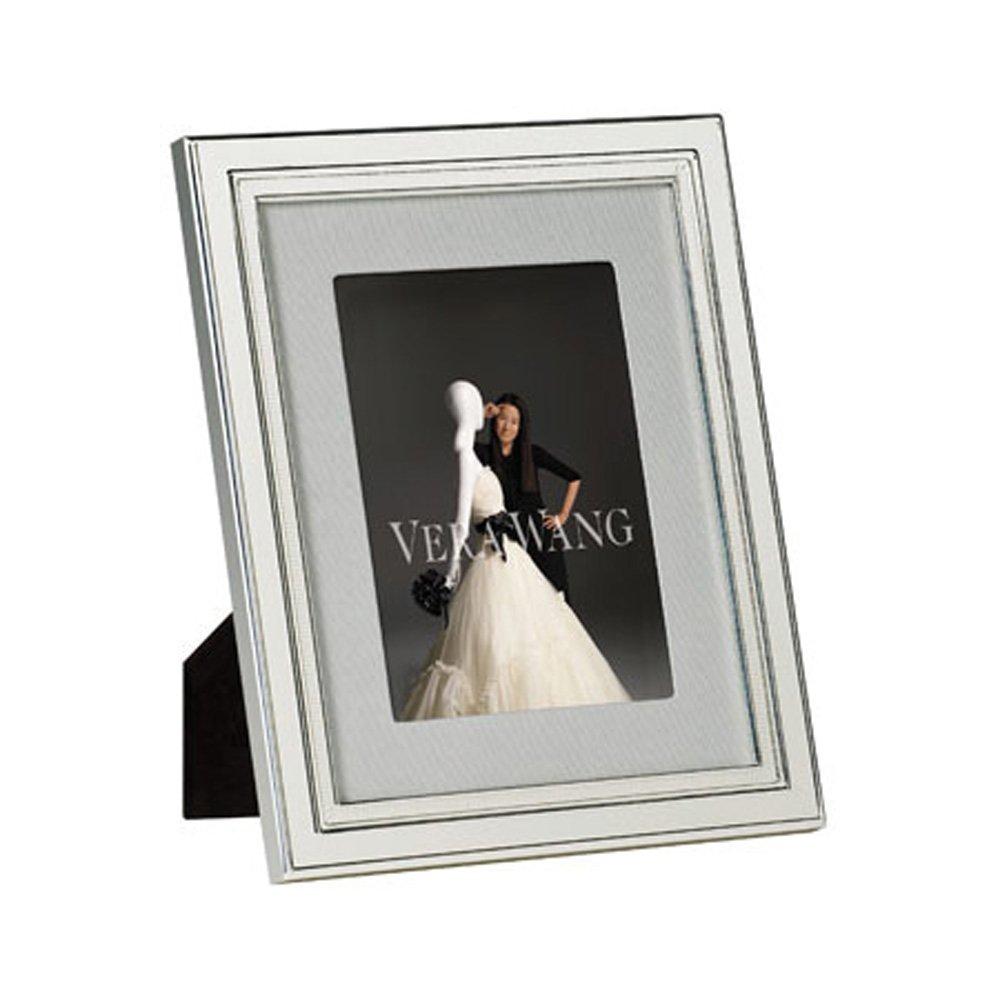 Vera Wang Baby Gifts Australia : Vera wang wedgwood chime silver giftware frame quot x