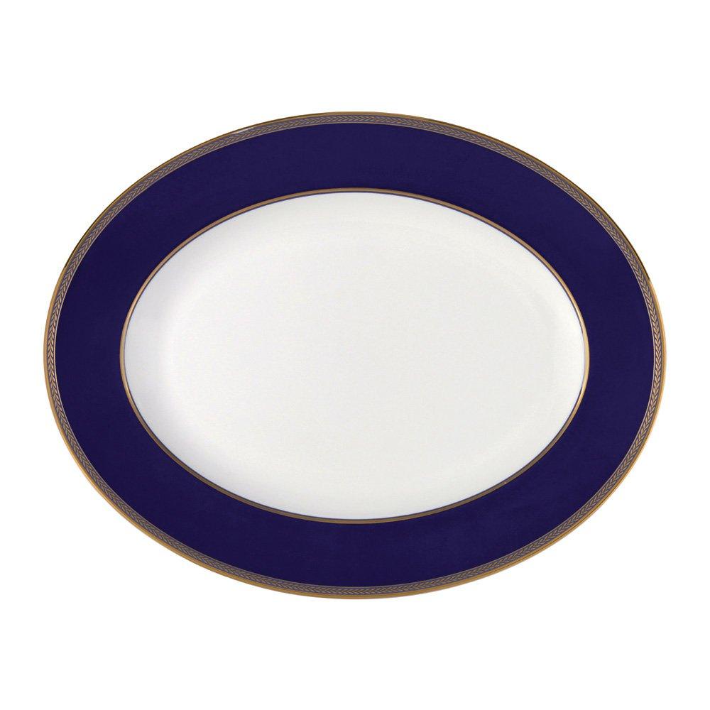Renaissance Gold Oval Dish 39cm