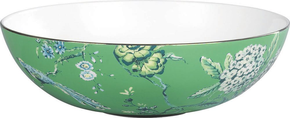 Jasper Conran Chinoiserie Green Serving Bowl 30cm