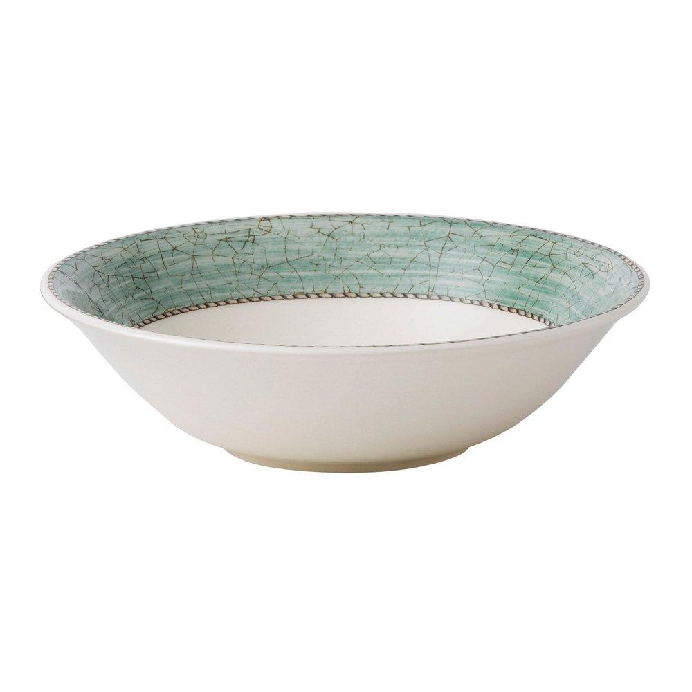 Sarah's Garden Cereal Bowl Green