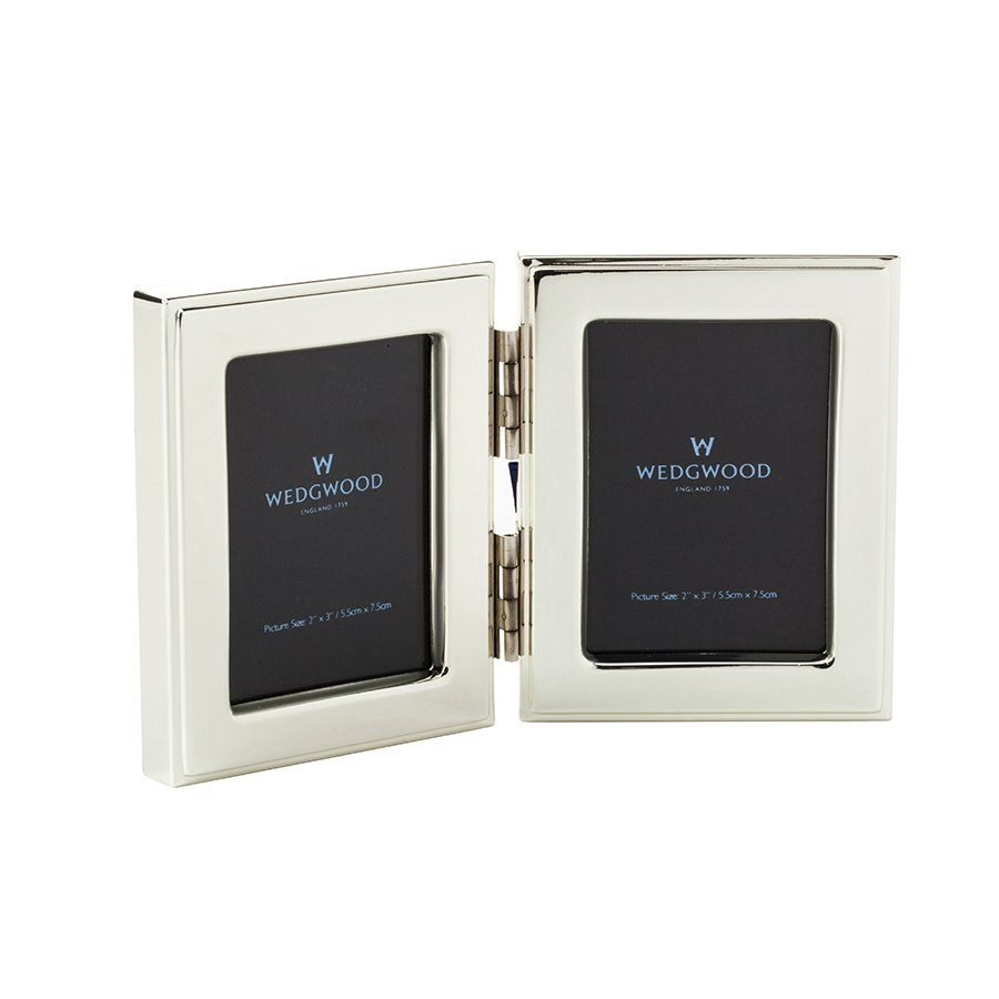 Wedgwood Lifestyle Frames Step Frame Double 2x3 Quot 5x7 5cm
