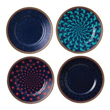 Wedgwood Byzance Set of 4 Plates 15cm