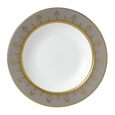 Anthemion Grey Rim Soup 23cm