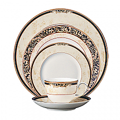 Cornucopia 5 Piece Place Setting