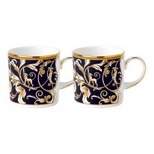 Cornucopia Mug Set of 2