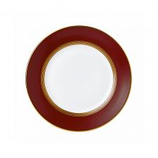 Renaissance Red Plate 20cm