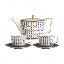 Renaissance Gold Tea for Two