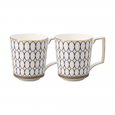 Renaissance Gold Mug Set of 2