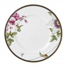 Hummingbird Plate 27cm White