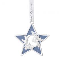 Christmas Pierced Star Ornament
